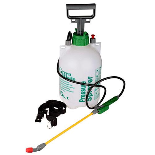 Garden Sprayer Parts : L garden knapsack weedkiller chemical pressure