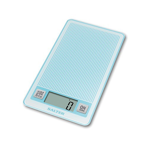 Salter 1034 Ultra Slim Digital Electronic Kitchen Scale