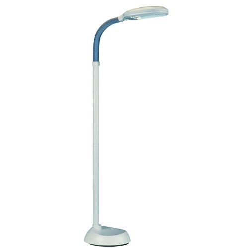 Flex high vision daylight energy saving floor standing for Floor standing reading lamp uk