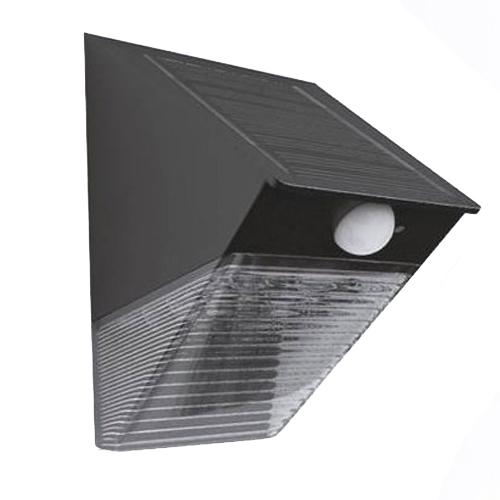 12 led entrance door security pir motion sensor solar. Black Bedroom Furniture Sets. Home Design Ideas